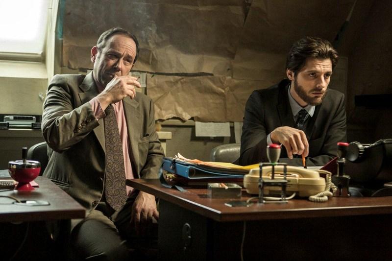 BANDE ANNONCE DU FILM DE FREDERIC TELLIER : «L'AFFAIRE SK1 »
