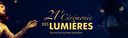 Béatrice Thiriet nominée à la «21° Cérémonie Des Lumières»