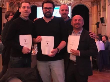 «VIVRE AVEC LES LOUPS» lauréat du «Prix de la Meilleure Musique de Documentaire» CSDEM 2017