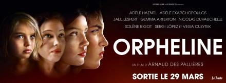 Arnaud Laporte nous parle de la Bo de «Orpheline» dans «La Dispute» sur France Culture