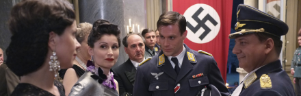 Diffusion du téléfilm «Arletty une passion coupable» le 16 aout sur France 2