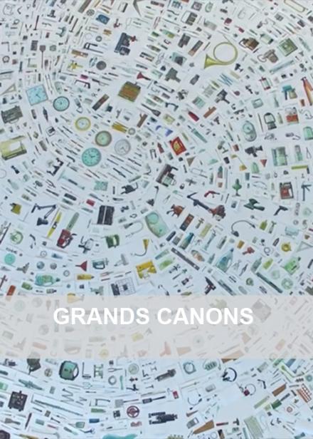 GRANDS CANONS AU FESTIVAL D'AUBAGNE