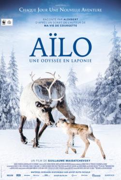 Aïlo - Une odyssée en Laponie_Cristal-Publishing