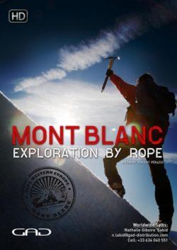 Mont Blanc 2014, exploration en cordée