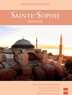 Monuments éternels-sainte sophie dévoilée_Cristal-Publishing