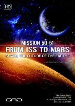 Thomas Pesquet, Objectif Mars-De l'ISS à Mars - L'espace avenir de la Terre_Cristal-Publishing