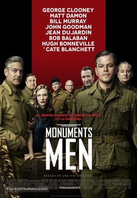 MONUMENTS MEN 2014_Cristal Publishing