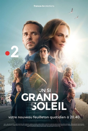 UN SI GRAND SOLEIL LA QUOTIDIENNE 2018_Cristal Publishing
