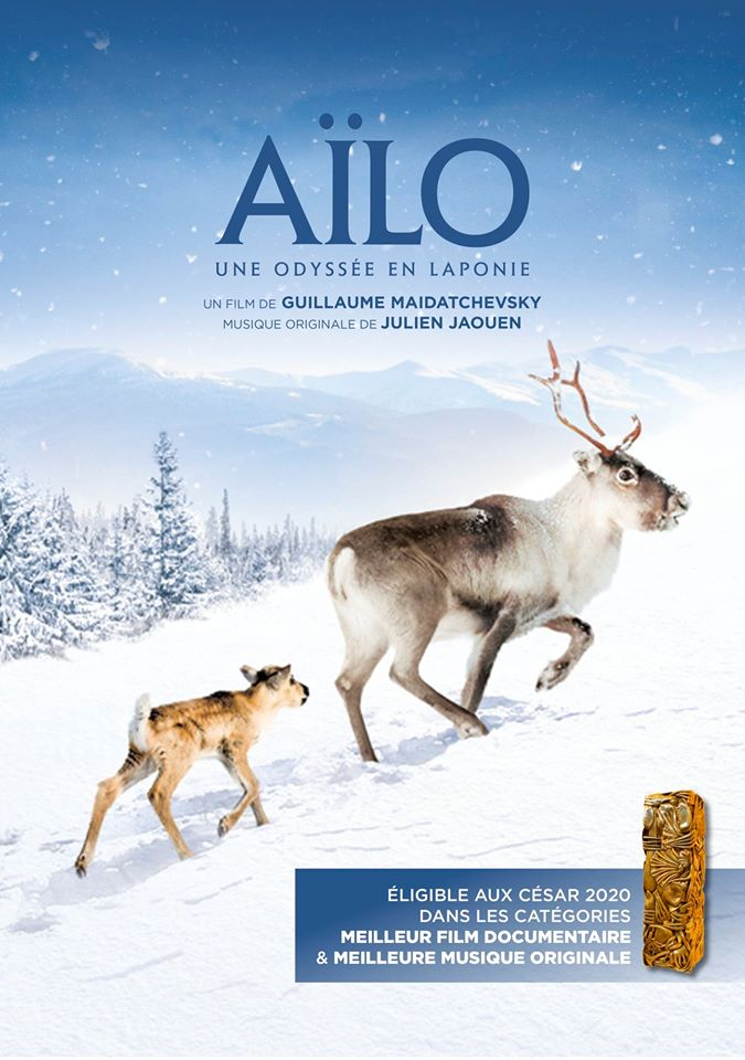 Aïlo, une odyssée en Laponie en route pour les César 2020