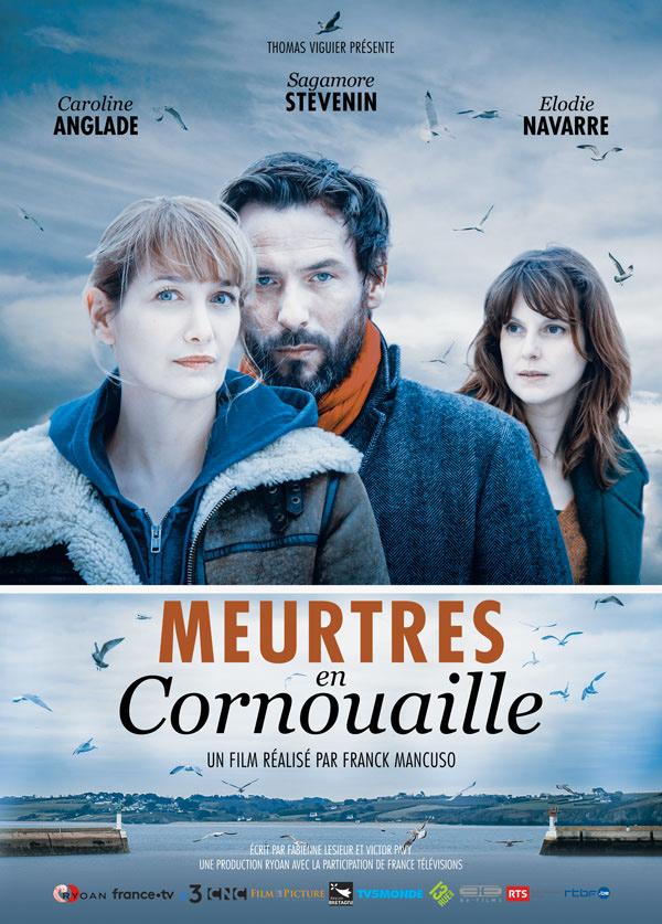 Cristal Publishing - Meurtres en Cornouaille - 2018