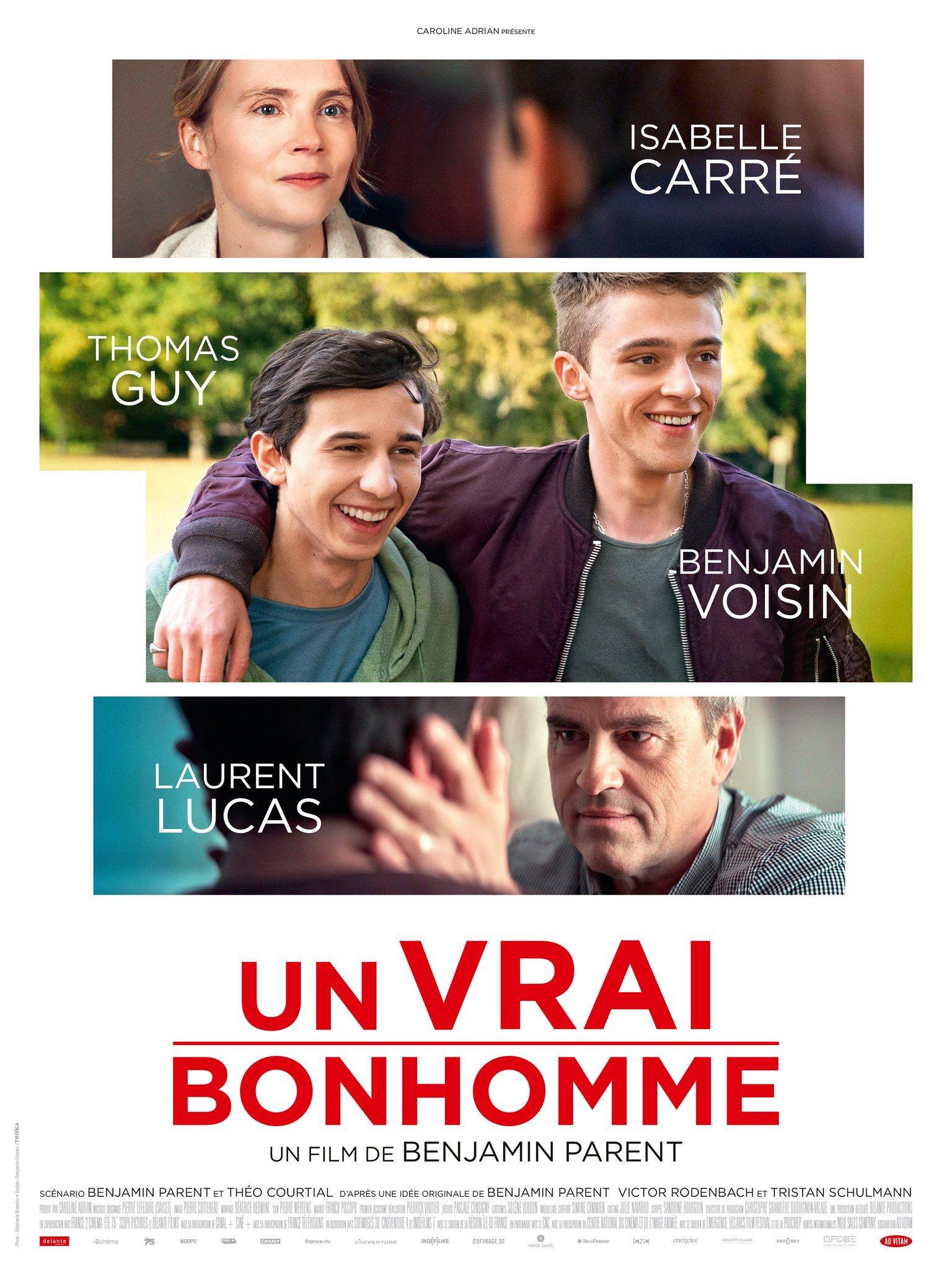 Cristal Publishing - Un vrai bonhomme - 2019