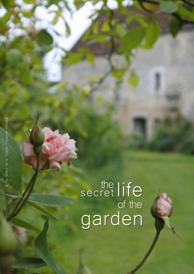 La vie secrète du jardin
