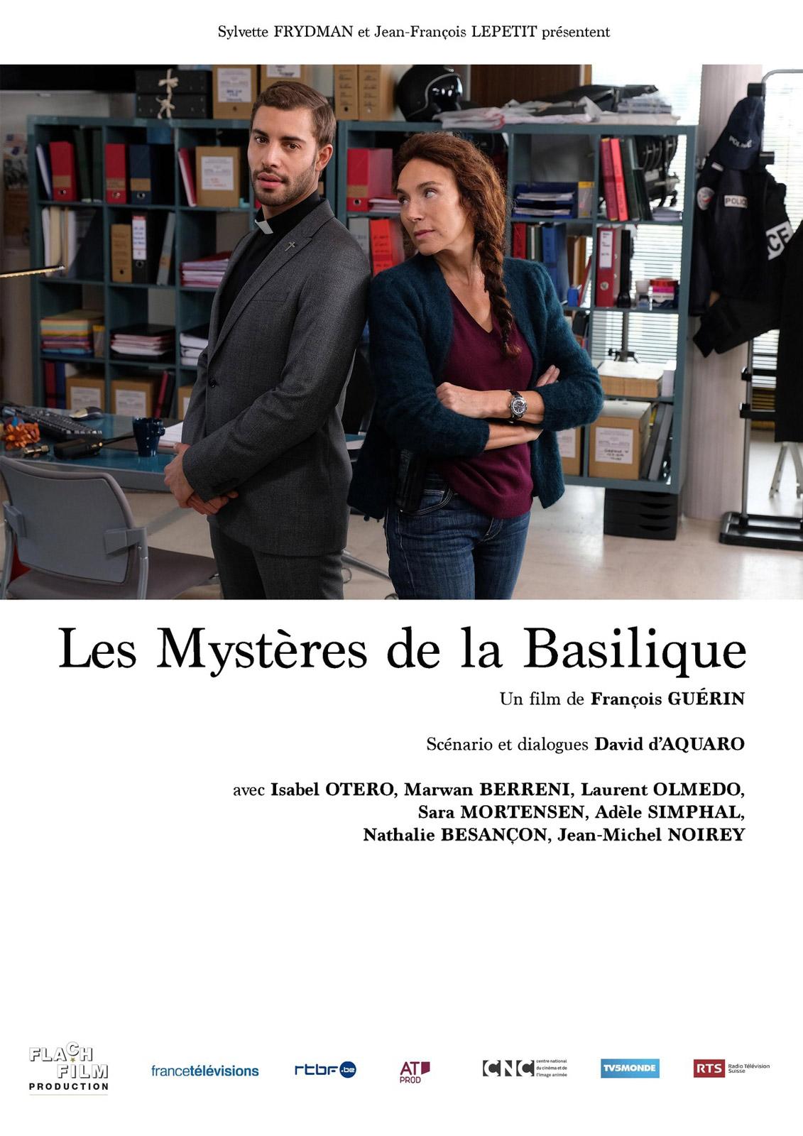Les mystères de la Basilique