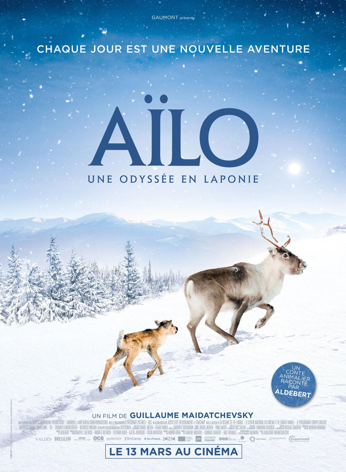 Aïlo une odyssée en laponie_Cristal-Publishing