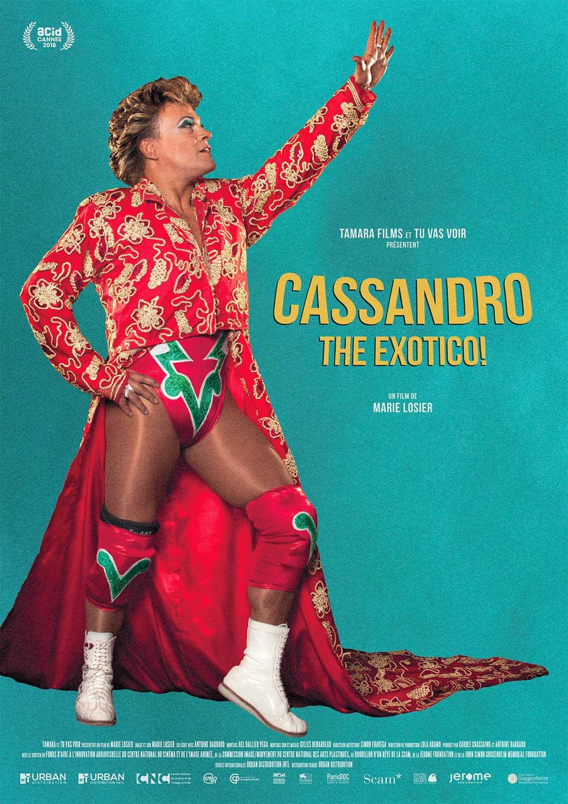 Cassandro The Exotico!