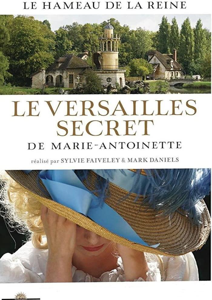 LE VERSAILLES SECRET DE MARIE ANTOINETTE_CristalPublishing