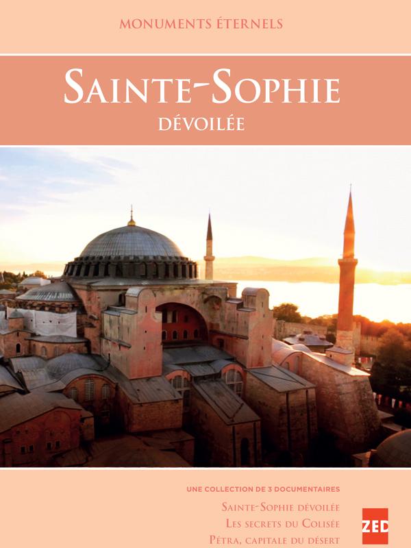 Monuments éternels Sainte Sophie dévoilée_Cristal-Publishing